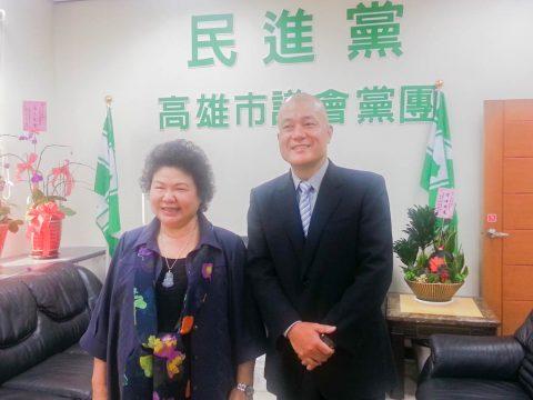 高雄 陳菊市長