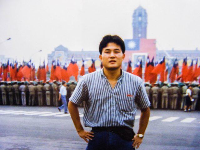 台湾留学時代